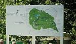 Map of Pittsburgh Botanic Garden (courtesy of the Garden)